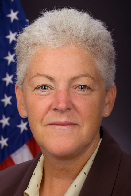 Office of Air and Radiation - Gina McCarthy Portrait [412-APD-717-GinaMcCarthy_12x3.jpg]