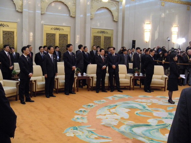 Office of the Administrator (Stephen L. Johnson) - Administrator Stephen L. Johnson's Official Trip to China (The Fifth China-U.S. Strategic Economic Dialogue) [412-APD-688-DSCN0323.jpg]