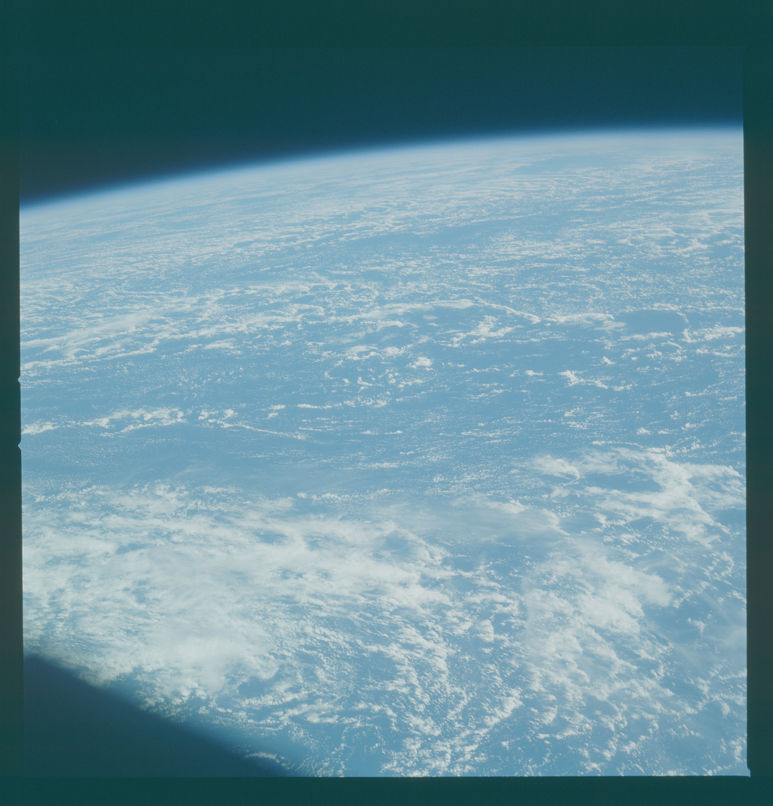 41C-33-1309 - STS-41C - Earth observations taken from shuttle Challenger during STS-41C