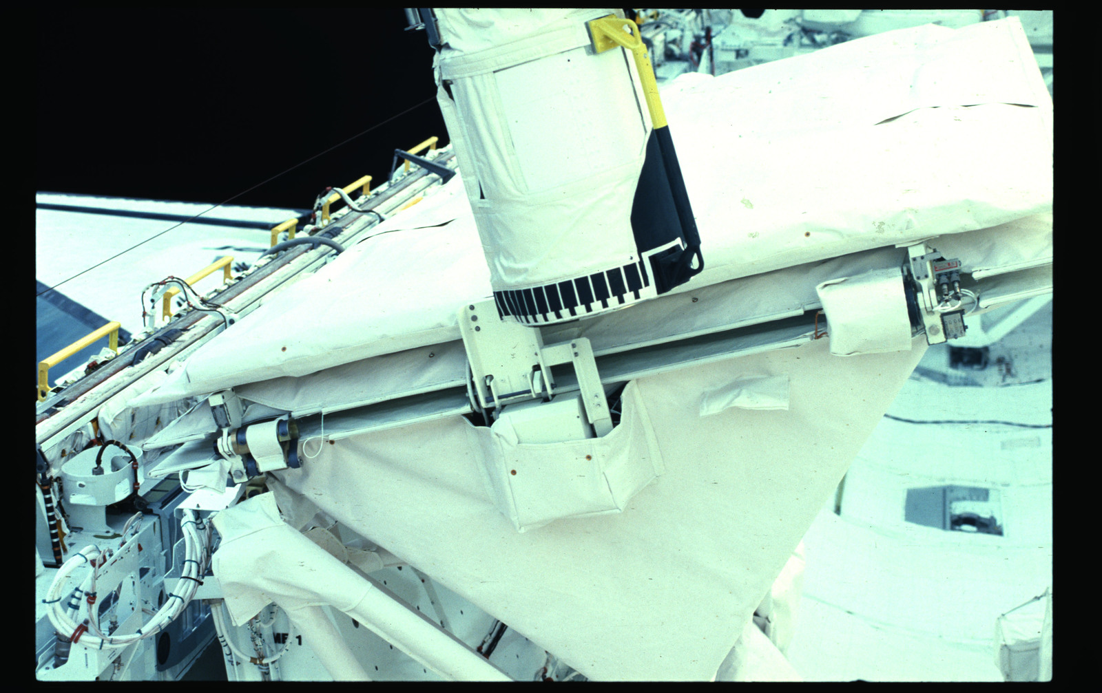 41G-03-010 - STS-41G - SIR-B during 41G