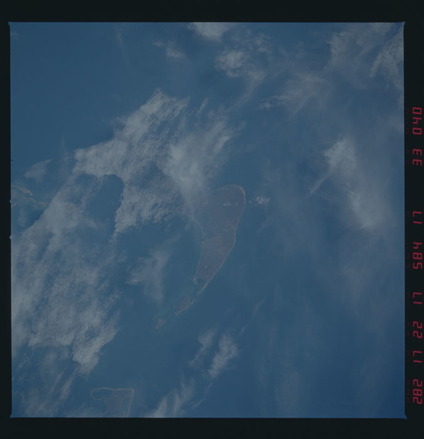 41G-33-040 - STS-41G - STS-41G earth observations