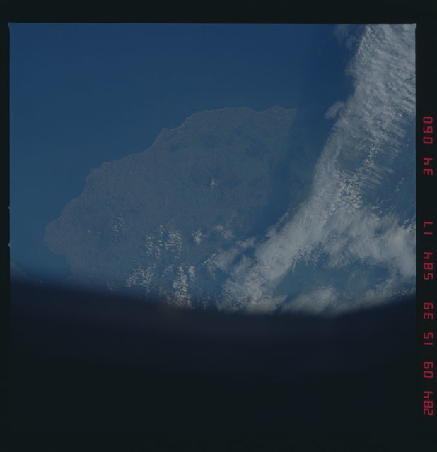41G-34-060 - STS-41G - STS-41G earth observations