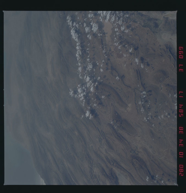 41G-37-099 - STS-41G - STS-41G earth observations
