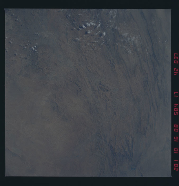 41G-42-037 - STS-41G - STS-41G earth observations