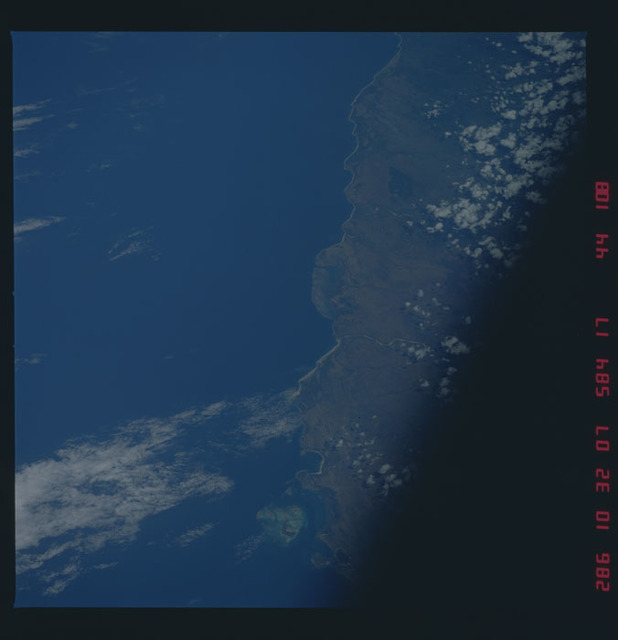 41G-44-108 - STS-41G - STS-41G earth observations