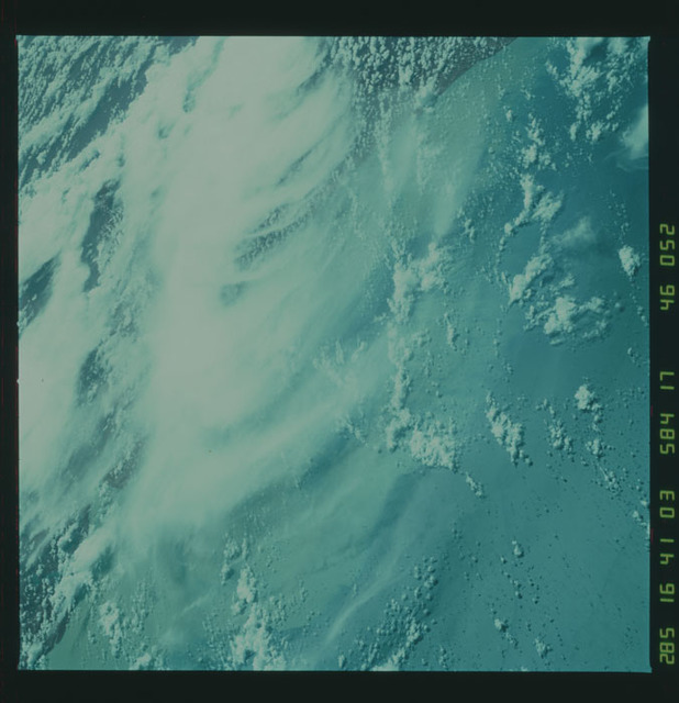 41G-46-052 - STS-41G - STS-41G earth observations
