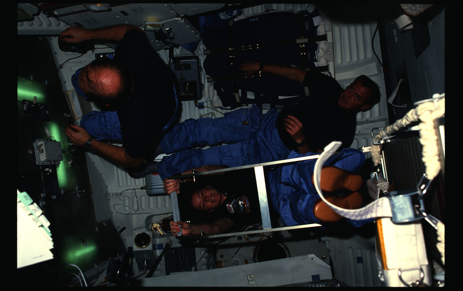 51A-08-027 - STS-51A - 51A activities