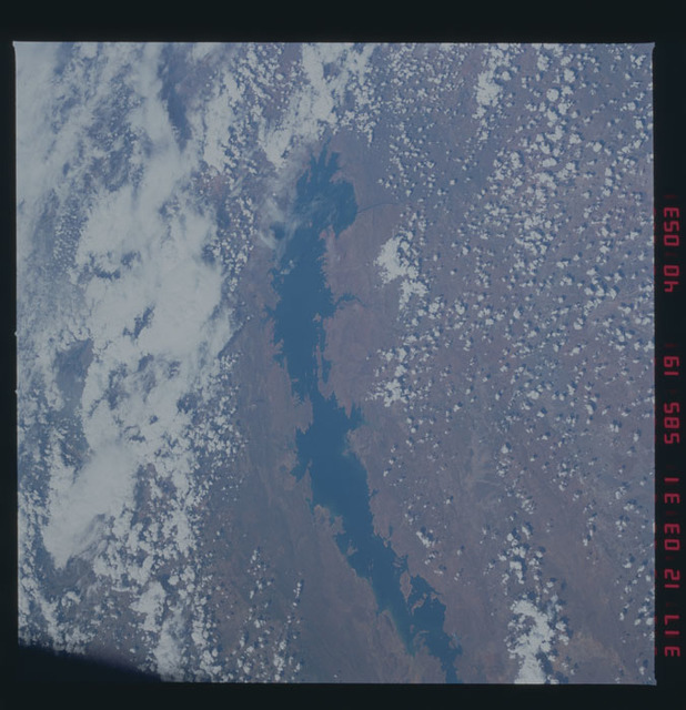 51A-40-053 - STS-51A - 51A earth observations