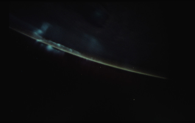 51B-118-012 - STS-51B - Earth Observations taken by 51B crewmember