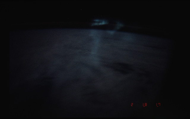 51B-122-005 - STS-51B - Earth Observations taken by 51B crewmember