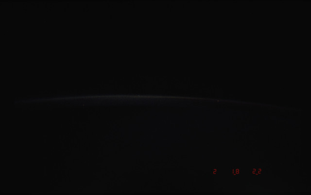 51B-122-015 - STS-51B - Earth Observations taken by 51B crewmember
