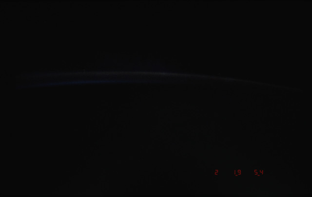 51B-123-004 - STS-51B - Earth Observations taken by 51B crewmember