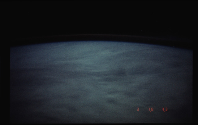 51B-126-003 - STS-51B - Earth Observations taken by 51B crewmember