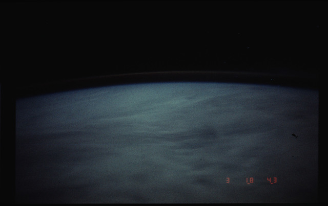 51B-126-004 - STS-51B - Earth Observations taken by 51B crewmember