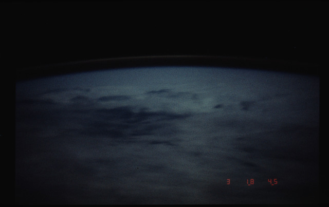 51B-126-010 - STS-51B - Earth Observations taken by 51B crewmember