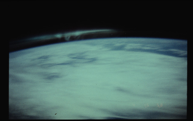 51B-128-001 - STS-51B - Earth Observations taken by 51B crewmember