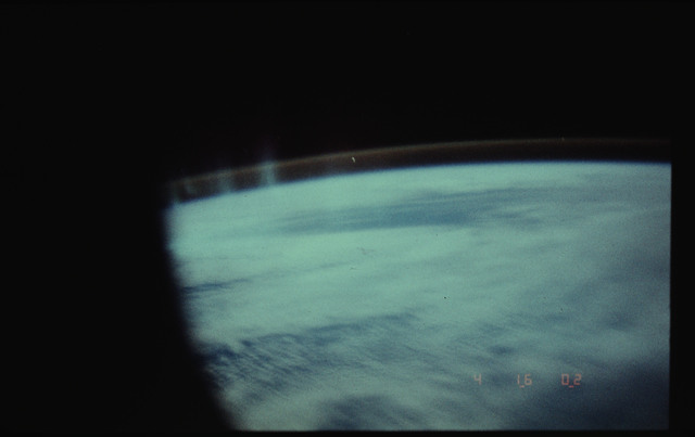51B-128-018 - STS-51B - Earth Observations taken by 51B crewmember