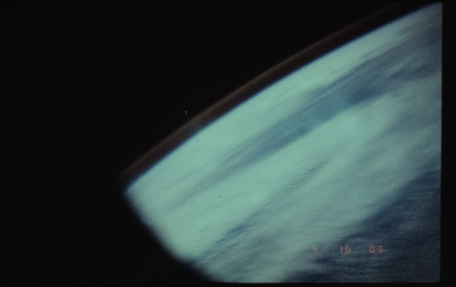 51B-128-019 - STS-51B - Earth Observations taken by 51B crewmember