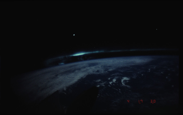 51B-129-003 - STS-51B - Earth Observations taken by 51B crewmember