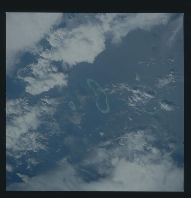 51B-32-056 - STS-51B - 51B earth observation