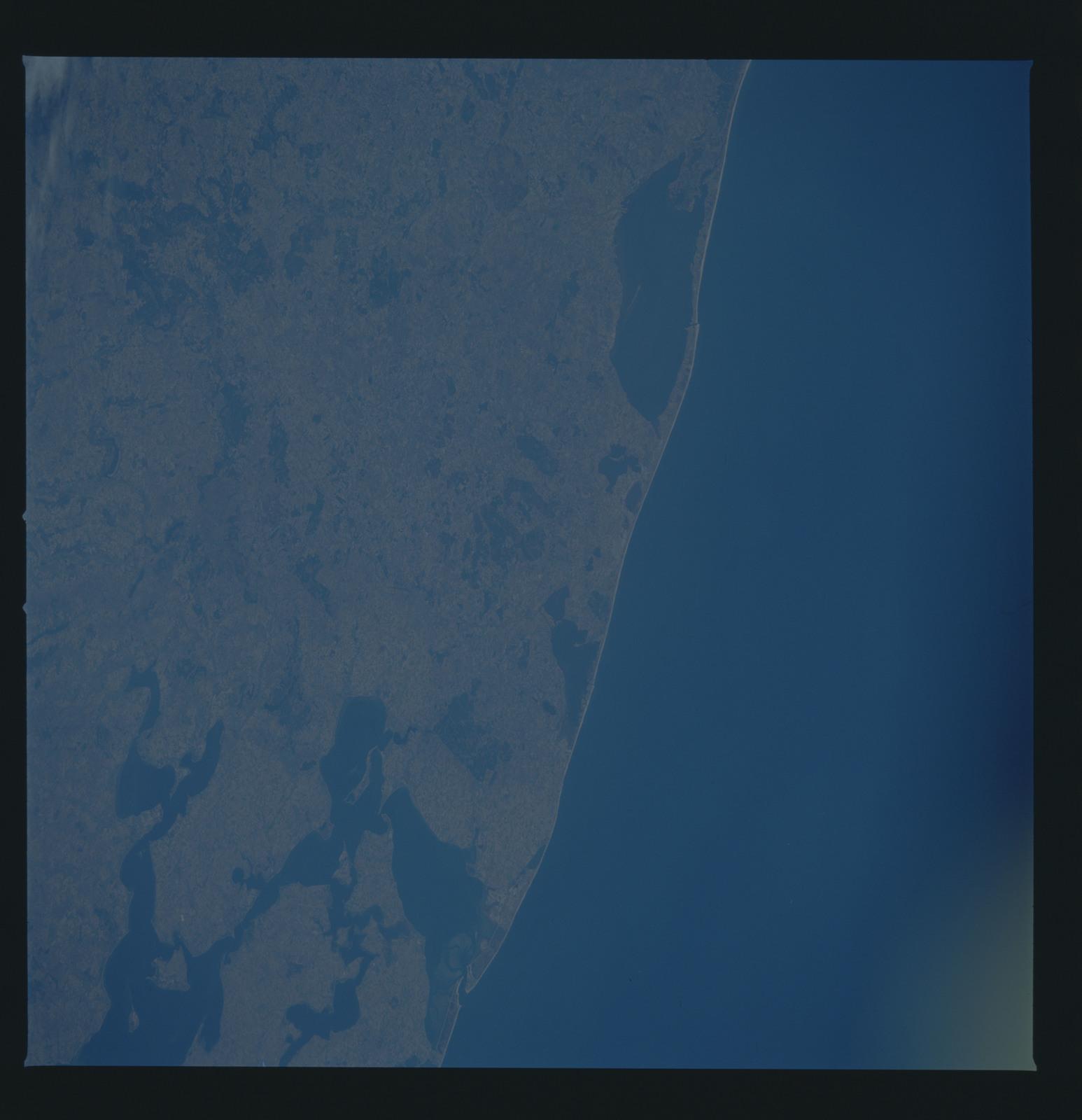 51B-34-010 - STS-51B - 51B earth observation