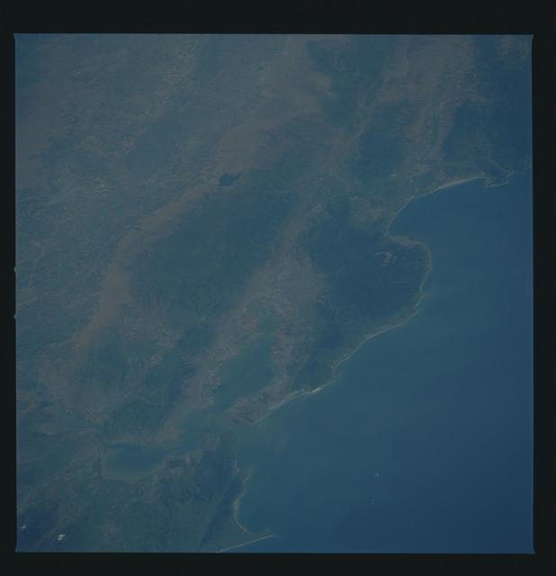 51B-38-078 - STS-51B - 51B earth observation