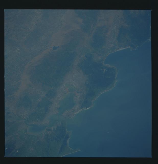 51B-38-079 - STS-51B - 51B earth observation
