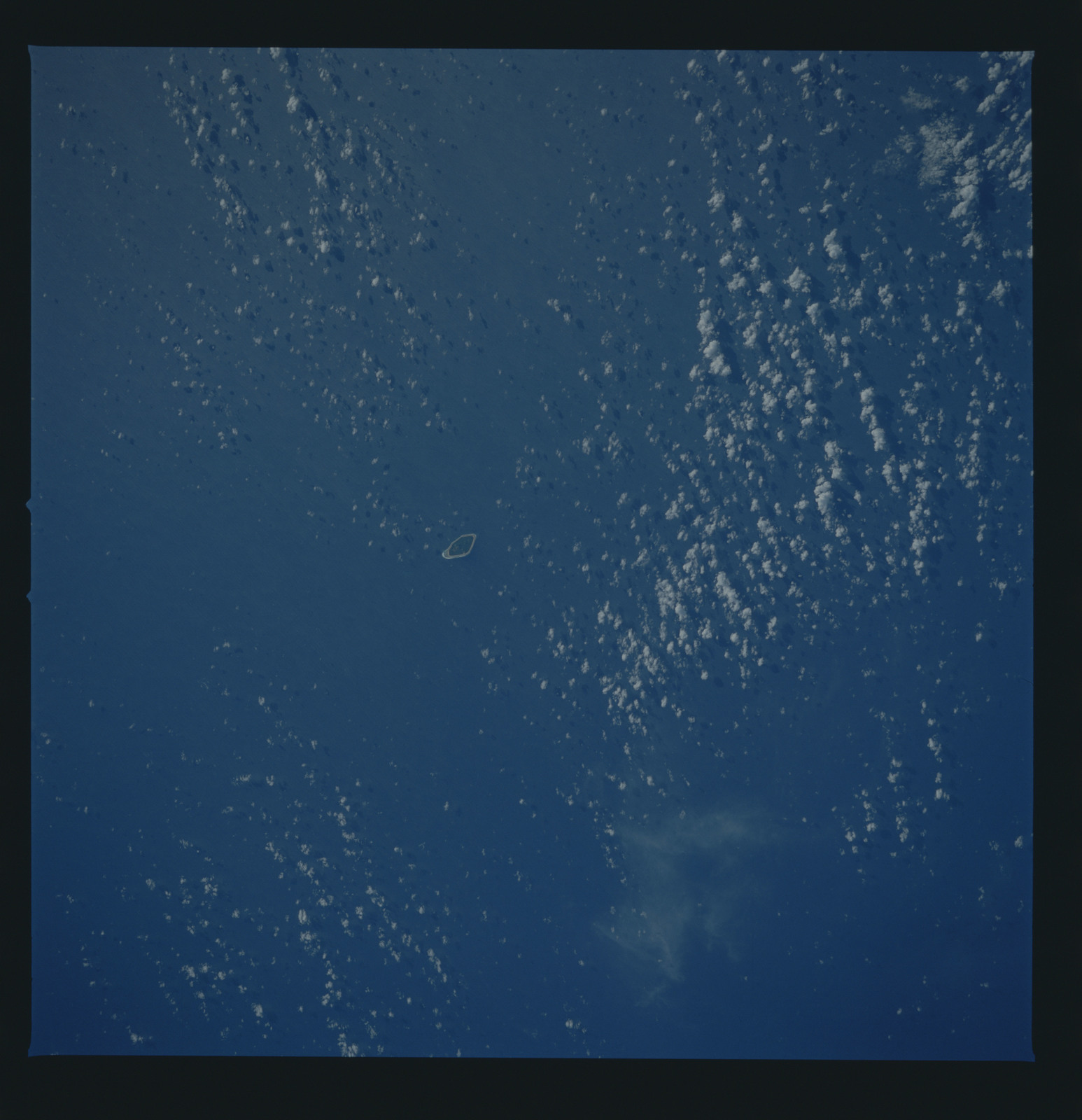 51B-41-021 - STS-51B - 51B earth observation