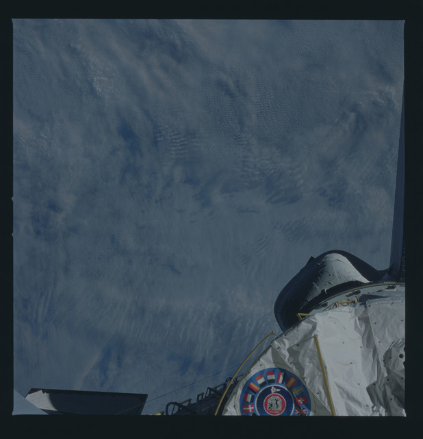 51B-44-023 - STS-51B - 51B earth observation