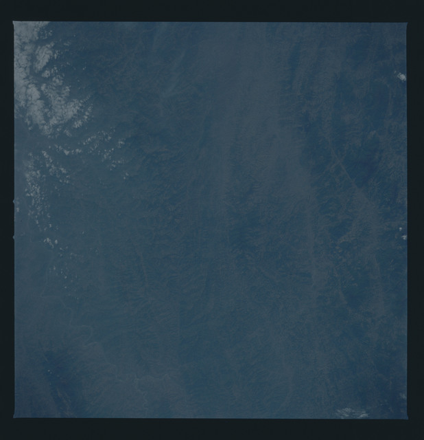 51B-51-003 - STS-51B - STS-51B earth observation