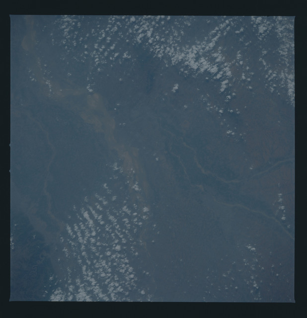 51B-51-006 - STS-51B - STS-51B earth observation
