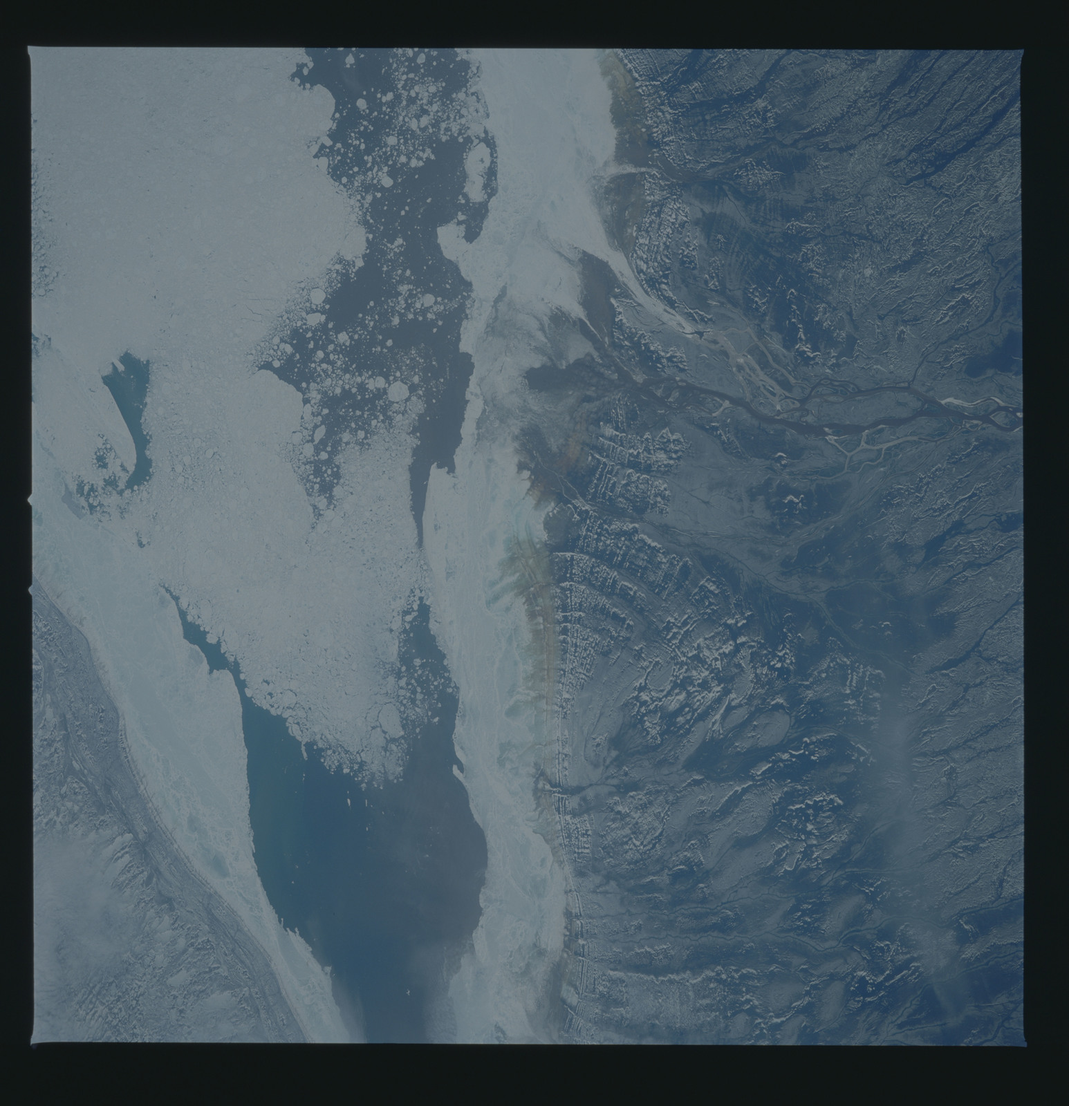 51B-53-065 - STS-51B - STS-51B earth observation