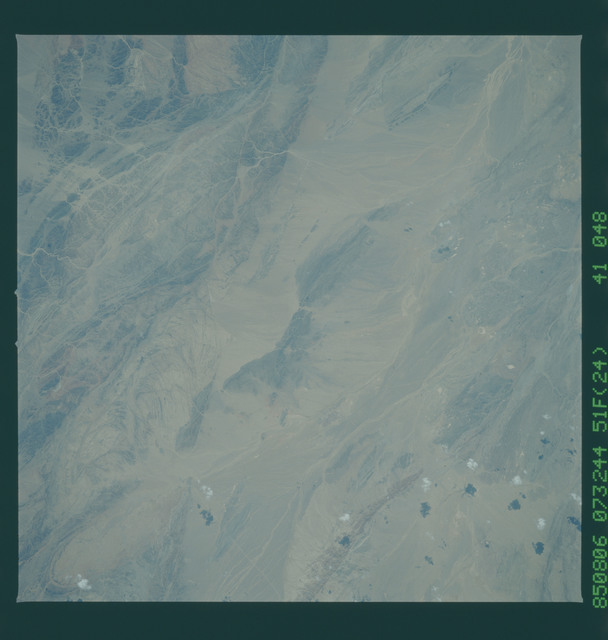 51F-41-048 - STS-51F - 51F earth observations