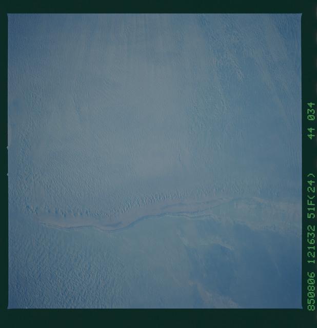 51F-44-034 - STS-51F - 51F earth observations