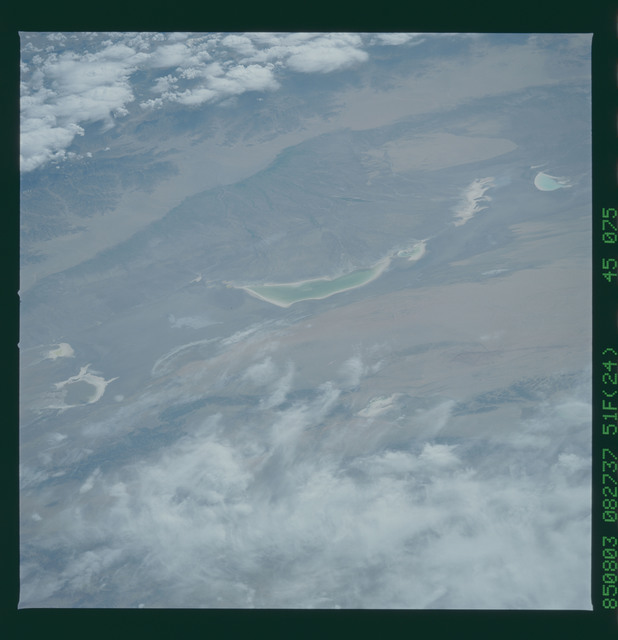 51F-45-075 - STS-51F - 51F earth observations
