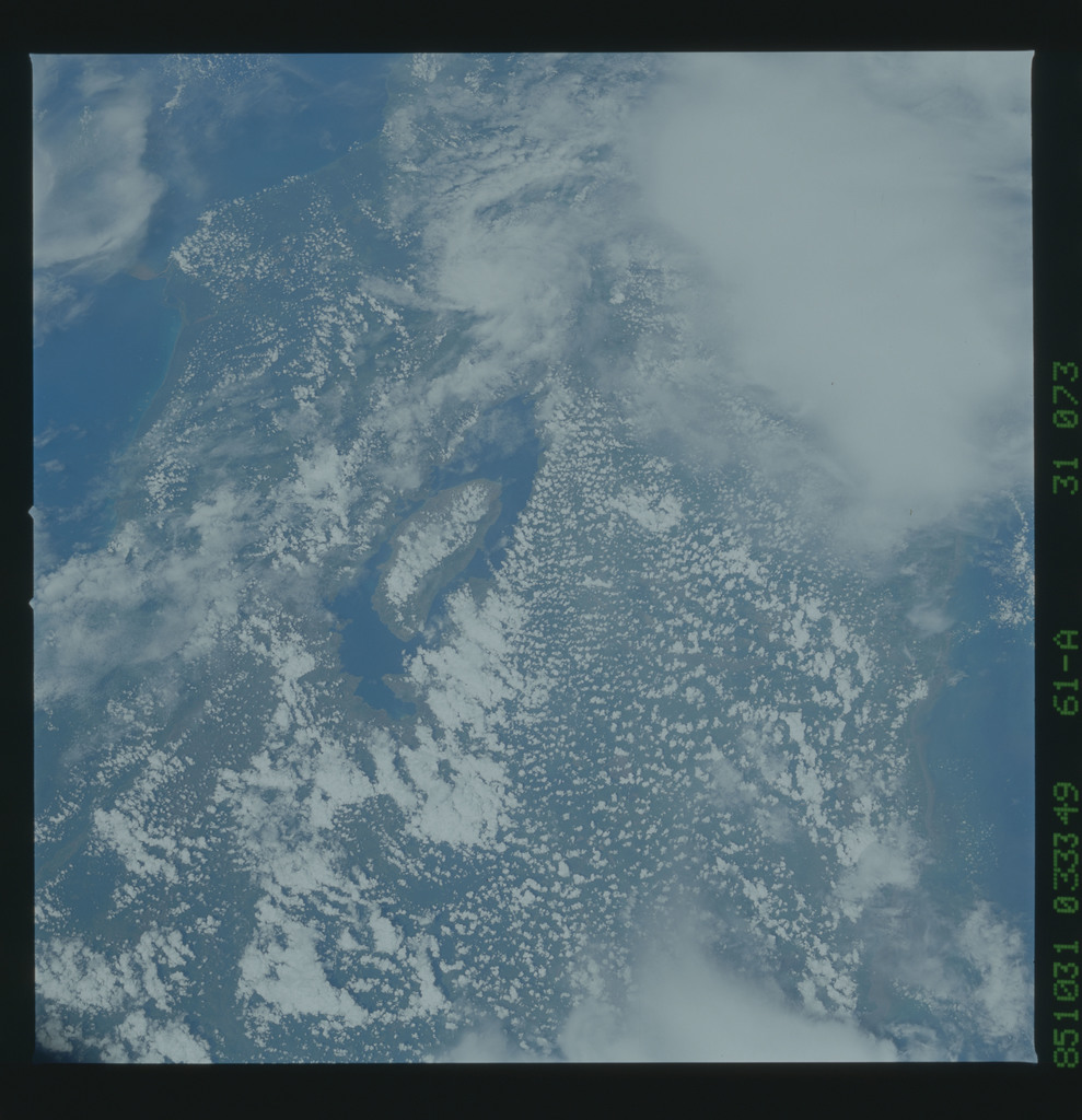 61A-31-073 - STS-61A - STS-61A earth observations