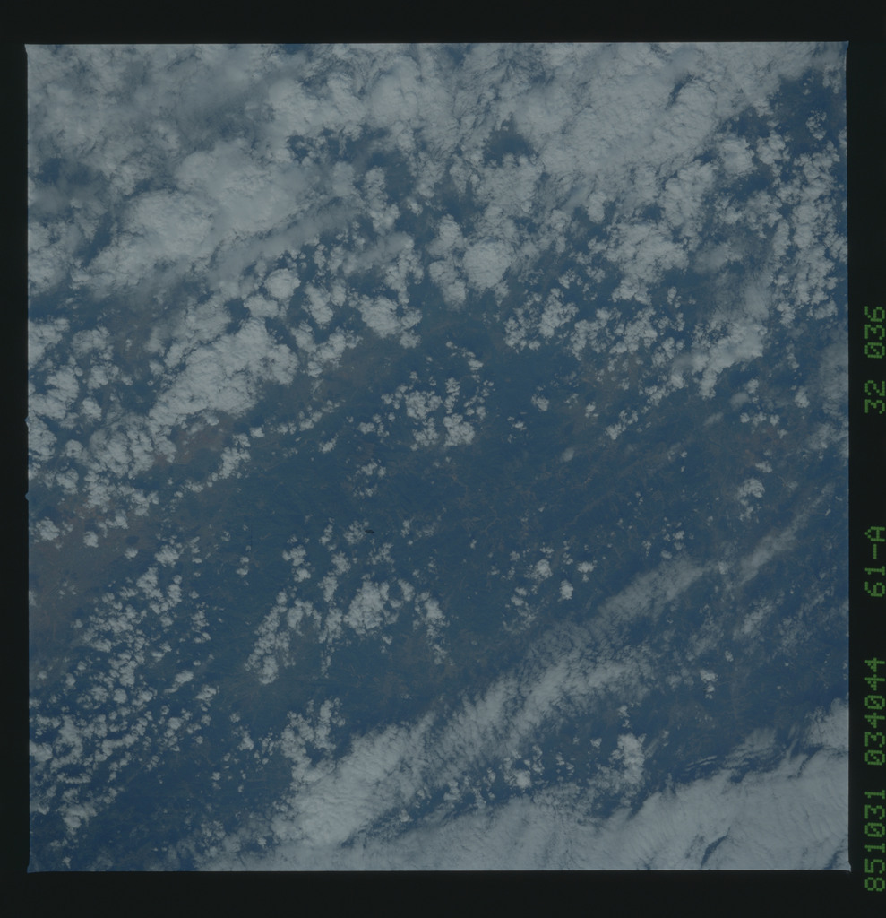 61A-32-036 - STS-61A - STS-61A earth observations