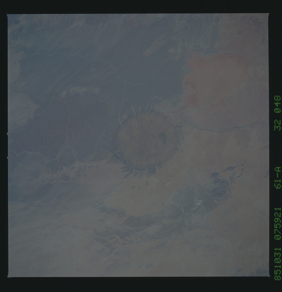 61A-32-048 - STS-61A - STS-61A earth observations