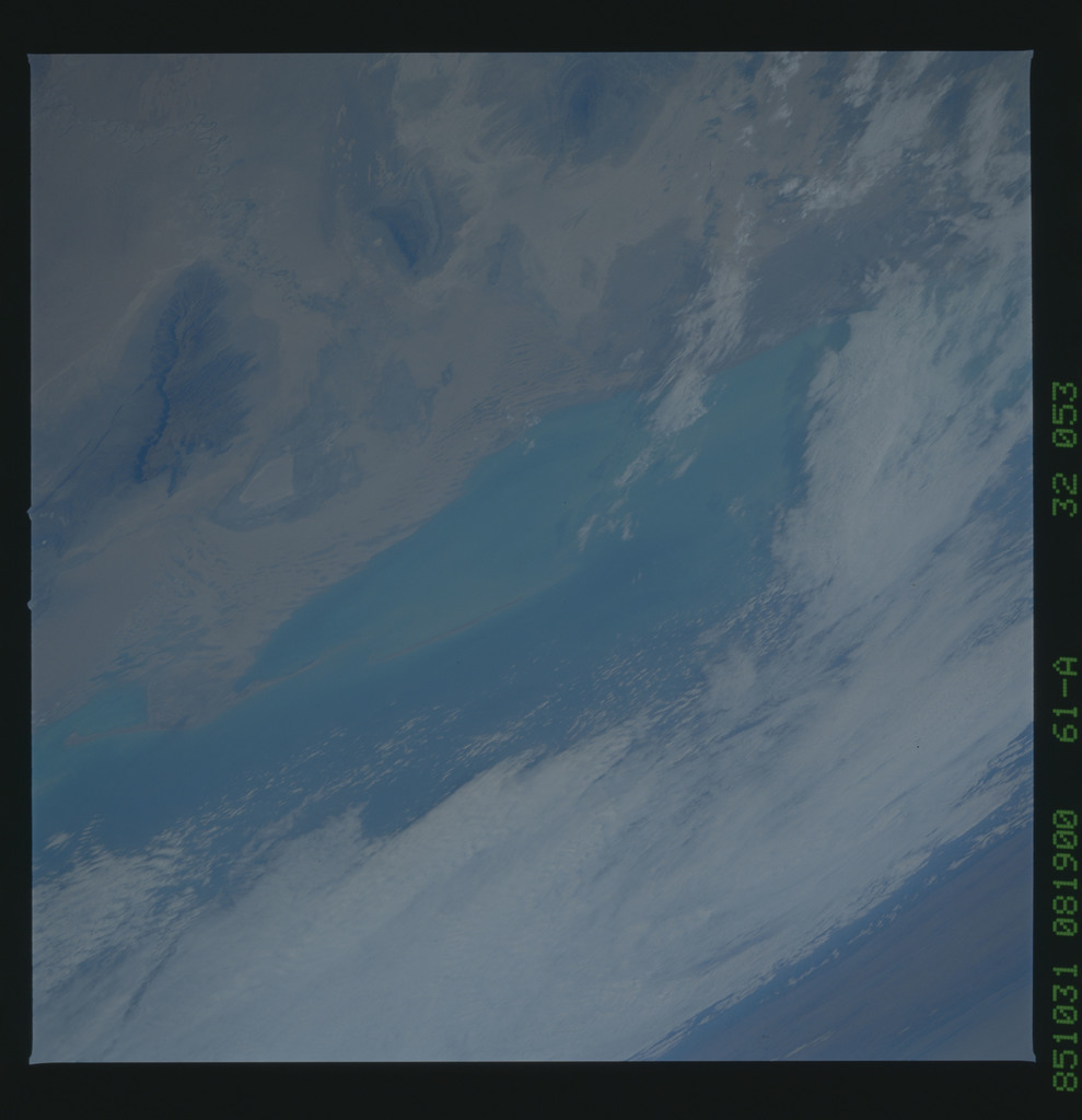61A-32-053 - STS-61A - STS-61A earth observations