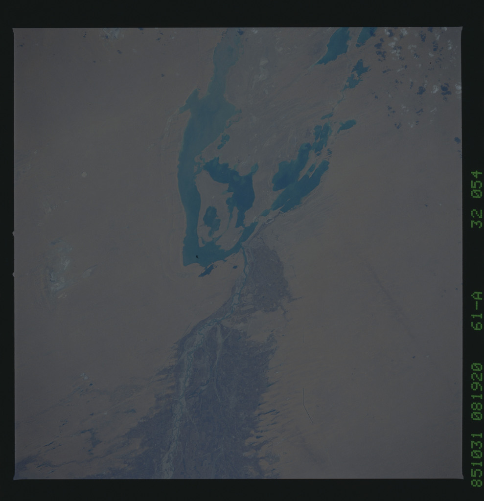 61A-32-054 - STS-61A - STS-61A earth observations