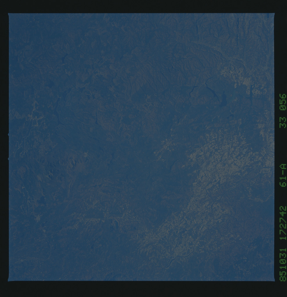 61A-33-056 - STS-61A - STS-61A earth observations