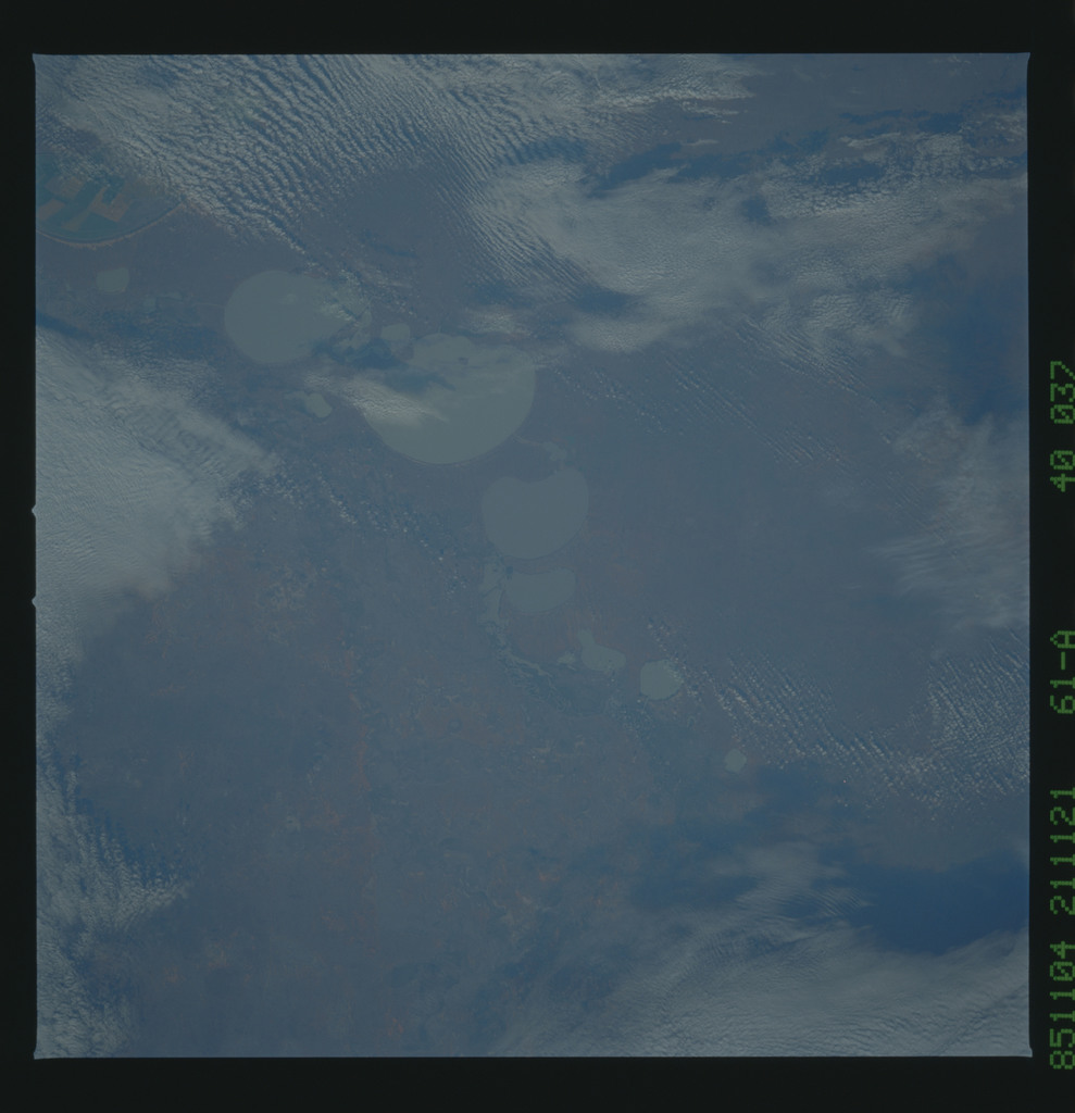 61A-40-037 - STS-61A - STS-61A earth observations