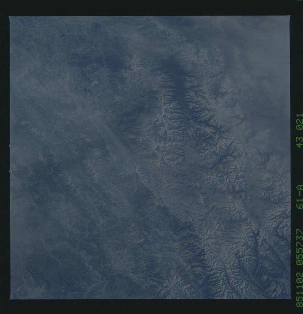 61A-43-021 - STS-61A - STS-61A earth observations