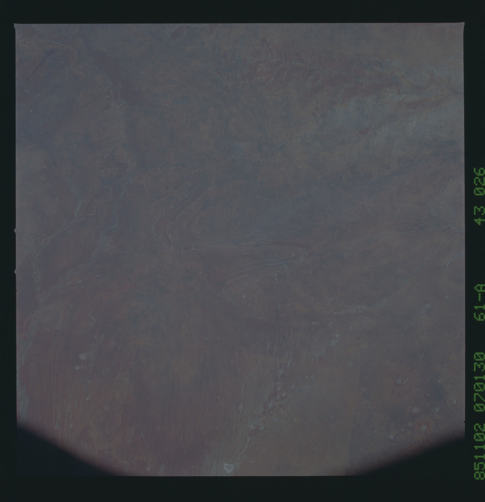61A-43-026 - STS-61A - STS-61A earth observations