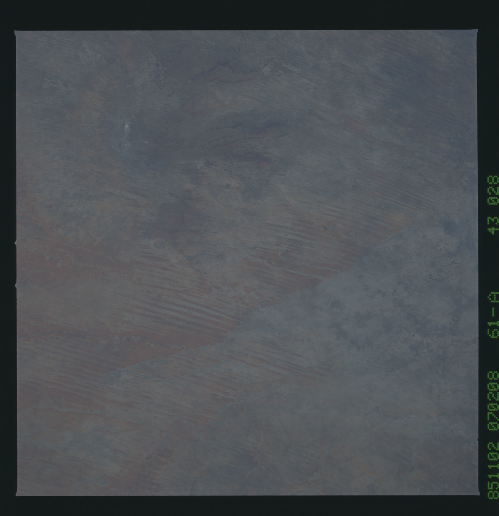 61A-43-028 - STS-61A - STS-61A earth observations