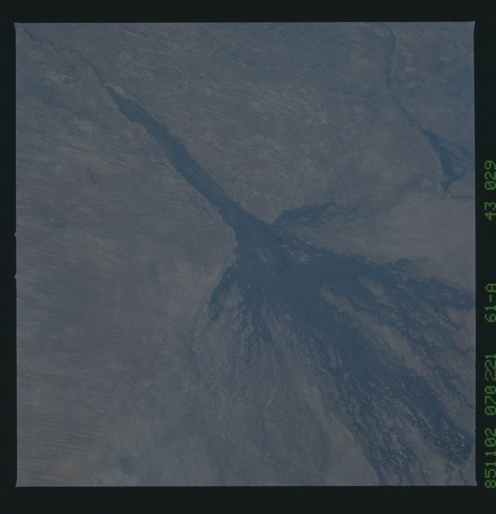61A-43-029 - STS-61A - STS-61A earth observations