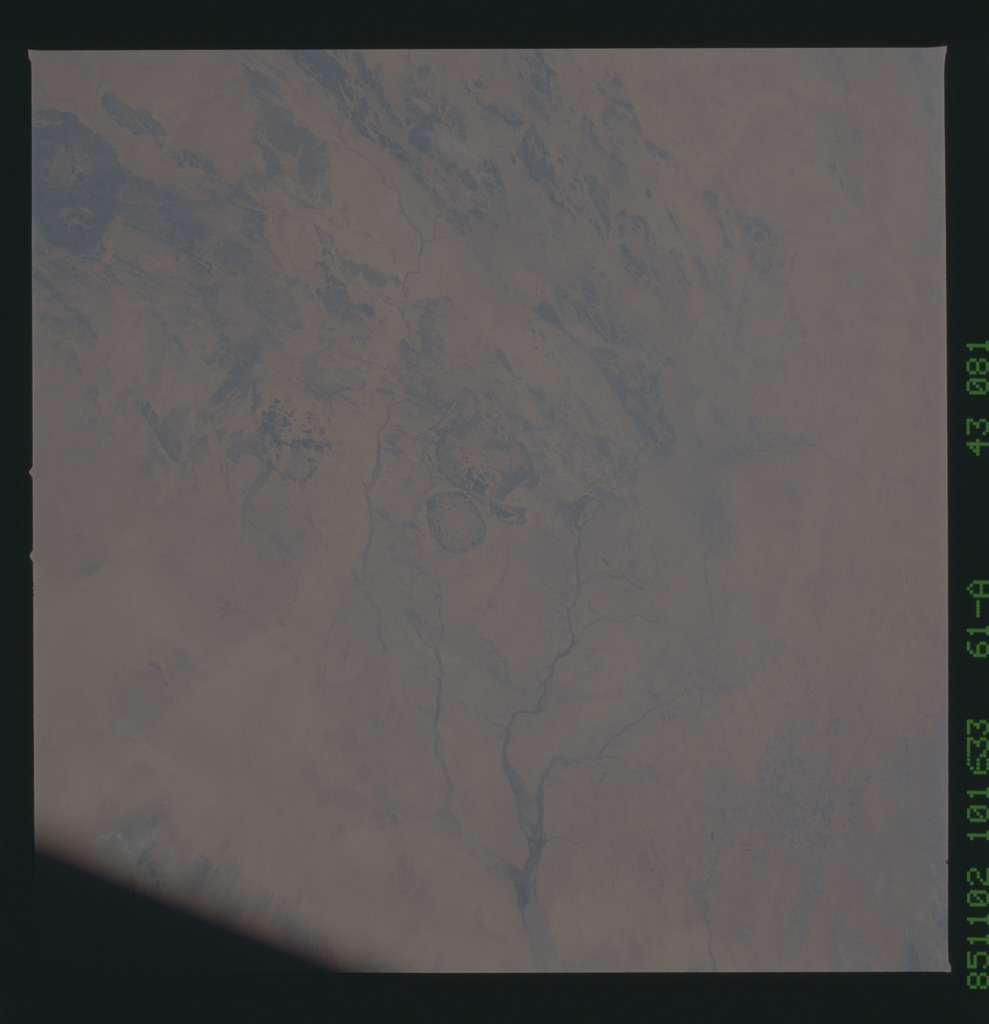 61A-43-081 - STS-61A - STS-61A earth observations