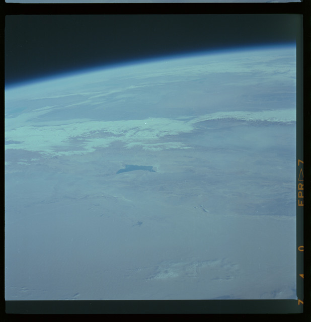 61A-463-006 - STS-61A - STS-61A ESA earth observations