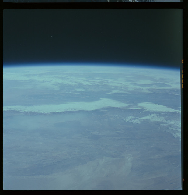 61A-463-007 - STS-61A - STS-61A ESA earth observations