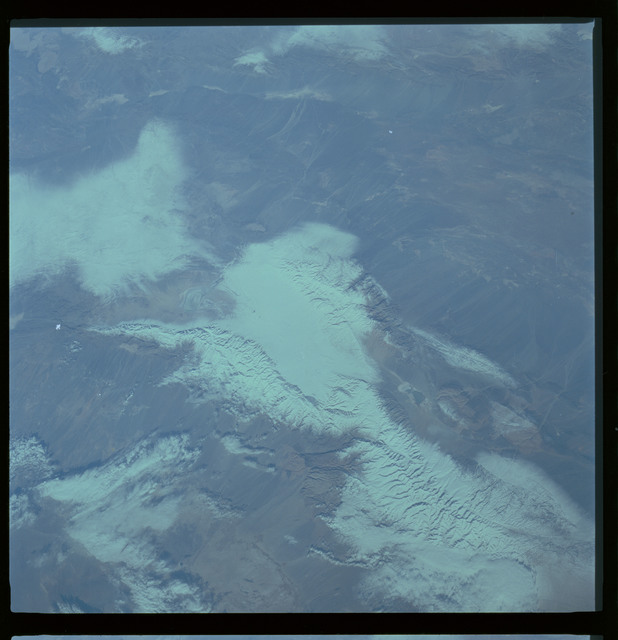 61A-463-013 - STS-61A - STS-61A ESA earth observations